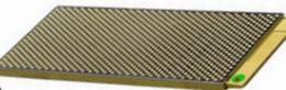 Brousek DMT, lavicový  kámen-W250FCNB - zvětšit obrázek